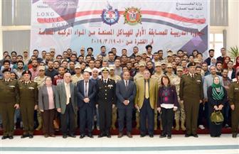 الكلية الفنية العسكرية تنظم المسابقة الأولى للهياكل المصنعة من المواد المركبة