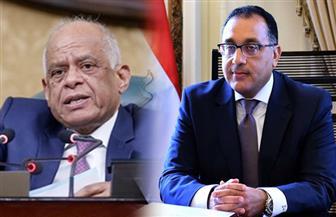 رئيسا مجلس النواب والوزراء يضعان حجر أساس محور دراو على النيل بأسوان.. بعد قليل