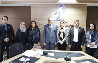 القومي للمرأة يستقبل ممثلي وزارات الداخلية والعدل والأسرة بحكومة إقليم كردستان.. اليوم