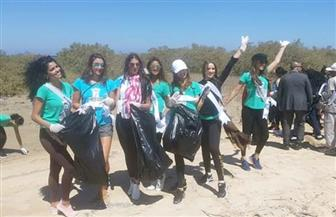 محمية المانجروف تستقبل ملكات جمال العالم للبيئة في معسكر بسفاجا | صور