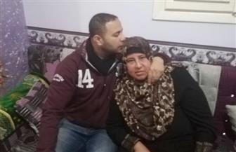 """الأم المثالية بالبحيرة: أصبت فى تفجير مسجد الروضة.. و""""الحج"""" أخرجني من الإحباط   صور"""
