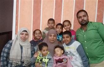 الأم المثالية نعيمة محمود: زوجي توفي منذ 30 عاما وعلمت أولادي حتى تخرجوا في الجامعات