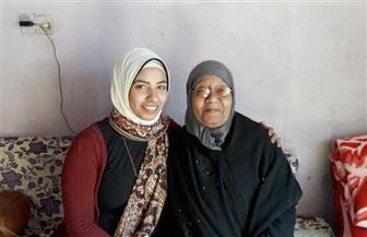الأم المثالية بأسوان: وهبت حياتي لتربية أولادي الخمسة بعد وفاة زوجي وسلحتهم بالعلم