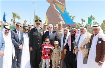 """""""مستقبل وطن"""" يشارك في احتفالية جنوب سيناء بالعيد القومي"""