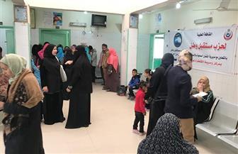 """""""مستقبل وطن"""" يواصل فعاليات القافلة الطبية الشاملة لجميع التخصصات في محافظة الإسماعيلية"""