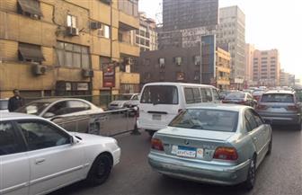 القاهرة تشهد كثافات مرورية وتكدسا للسيارات في فترة الذروة المسائية | صور