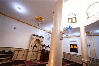 """""""الأورمان"""" تفتتح مساجد بعد إعادة إعمارها وتوزع لحوما طازجة وكراتين رمضان"""