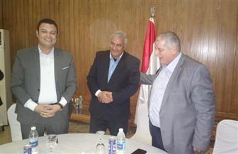 جهاز مدينة 6 أكتوبر يكرم رؤساءه السابقين تقديرا لجهودهم المخلصة