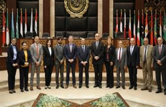 رئيس الأكاديمية العربية بالإسكندرية يستقبل سفير كندا لبحث التعاون