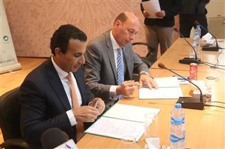 """اللجنة الأوليمبية المصرية توقع بروتوكول """"تعاون طبي رياضي"""""""