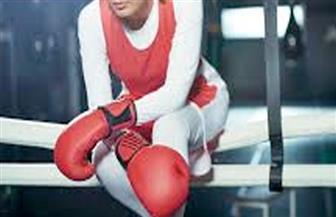 نساء مسلمات بألمانيا يتدربن على الملاكمة بالحجاب