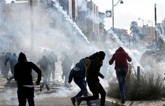 إصابة عشرات الفلسطينيين في مواجهات مع الجيش الإسرائيلي بقطاع غزة