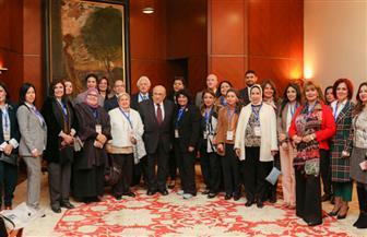بدء فعاليات اجتماع الخبراء الإقليمي حول دور المرأة وبناء المجتمعات العربية في مكتبة الإسكندرية | صور