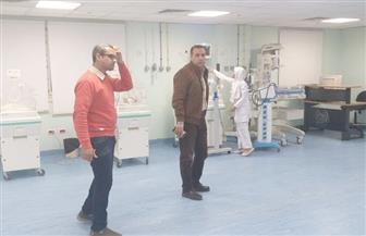 وكيل صحة الأقصر: تشغيل 47 حضانة بالمستشفى العام ووحدة الحضانات بالمديرية |صور