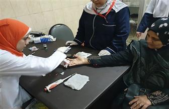 """إغلاق 3 مقار بحملة """"100 مليون صحة"""" فى الغربية لتقاضيها مقابل مالي من المواطنين"""