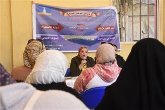 محافظة الإسكندرية تنظم ندوة لتوعية المواطنين للمشاركة في تجربة تحديد مواعيد إلقاء القمامة | صور