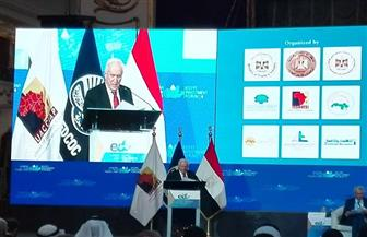 """محمد عبده: """"الغرف العربية"""" ستتعاون مع مصر خلال رئاستها الاتحاد الإفريقى من أجل تنمية القارة"""