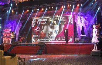 ماذا قالت إسعاد يونس عن مهرجان شرم الشيخ للسينما الآسيوية؟