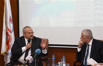 رئيس جامعة القاهرة: لا يمكن تطوير التعليم بدون تطوير العقل المصري