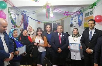 حزب مستقبل وطن بالهرم يكرم عددا من السيدات احتفالا بعيد الأم |صور