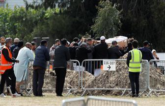 تشييع جثامين ضحايا مجزرة نيوزيلندا|صور
