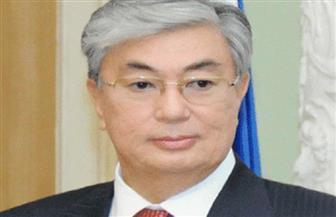 رئيس مجلس الشيوخ في كازاخستان يتولى مهام الرئاسة