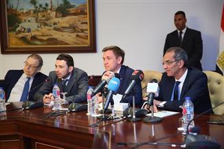 وزير الاتصالات: تقديم كل التسهيلات لتشجيع الشركات الروسية على الاستثمار في مصر