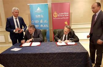 بروتوكول تعاون بين الغرف التجارية وبنك مصر لتنمية وتحديث التجارة الداخلية | صور
