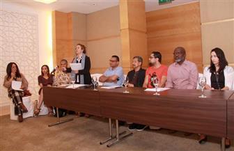 رؤساء ومديرو المهرجانات السينمائية العربية يجتمعون في مهرجان الأقصر الإفريقي | صور