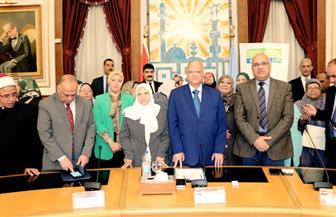 محافظ القاهرة: 3 رحلات عمرة للأمهات المثاليات من إحدى الجمعيات الأهلية