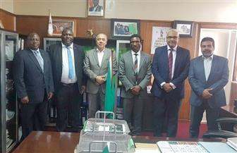وزير زراعة زامبيا لوفد اتحاد الصناعات المصري: لدينا 2.5 مليون فدان جاهزة للزراعة