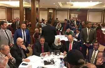 أمين عام تحالف الأحزاب المصرية: نجدد دعمنا للجيش والشرطة في حربهم ضد الإرهاب | صور