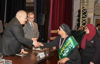 رئيس جامعة القاهرة: أمي مصدر اهتمامي بالعلم ومحور التحول للأفضل في حياتي