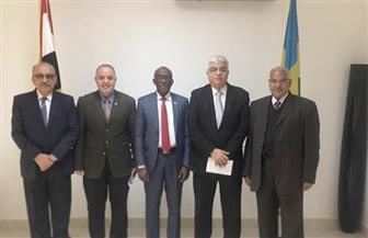 المهندس: رواندا ستخصص أرضا لإنشاء مصانع أجهزة كهربائية مصرية هناك