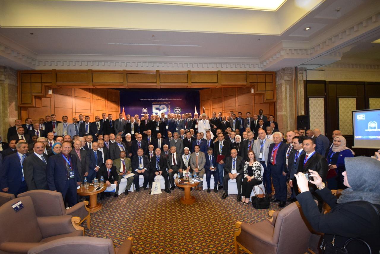 تفاصيل فعاليات المؤتمر العام لاتحاد الجامعات العربية بشرم الشيخ   صور -