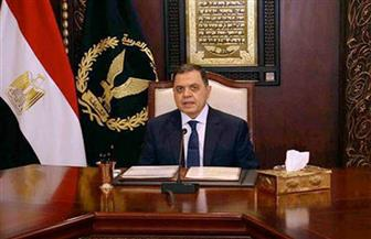 وزير الداخلية يهنئ الرئيس السيسي ووزير الدفاع بمناسبة عيد تحرير سيناء