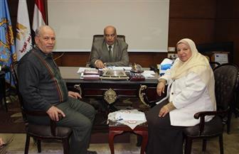 وكيل تعليم الغربية يعقد اجتماعا لمناقشة تنفيذ القرارات والتكليفات الوزارية| صور