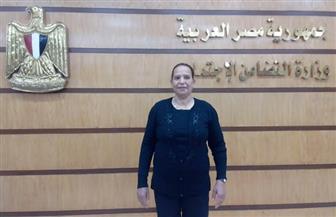 """الأم المثالية على مستوى الجمهورية تروي لـ""""بوابة الأهرام"""" رحلة الشقاء والحب  صور"""
