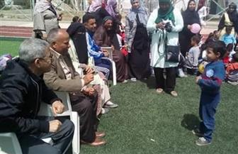 رئيس مدينة القصير يشهد احتفالية عيد الأم بمركز شباب المدينة | صور