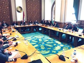 اللجنة الدائمة للتعاون مع إفريقيا تبحث سبل تعزيز التواجد المصري بالقارة الإفريقية | صور