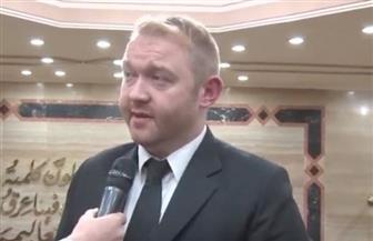 سفير نيوزيلاندا بالقاهرة: المسلمون كانوا وسيظلون جزءا من مجتمعنا