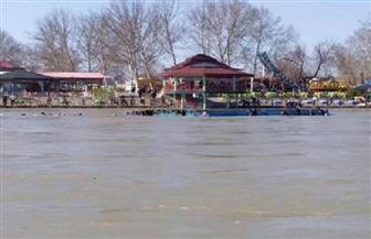 بارزانى ينعى ضحايا حادث نهر دجلة بالموصل