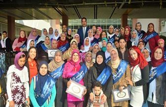 تكريم 60 أما مثالية في احتفالية عيد الأم بعهد ناصر