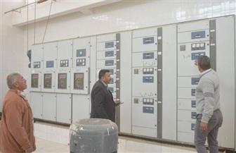 بعد توقف 21 عامًا.. محافظ أسيوط يعلن بدء عمليات تجارب محطات رفع  الصرف الصحي بمنفلوط | صور