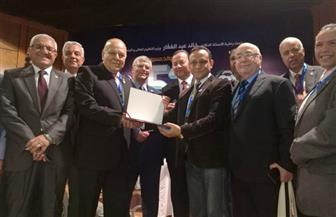 اختيار جامعة أسيوط عضوا في المجلس العربي للتدريب والإبداع لثلاث سنوات | صور