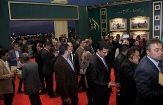 """توافد أعضاء """"الوفد"""" على مقر احتفال الحزب بـ""""مئوية ثورة 19"""""""