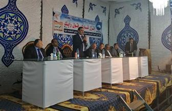 """""""مستقبل وطن"""" ينظم ندوة عن التعديلات الدستورية في كفرالشيخ  صور"""