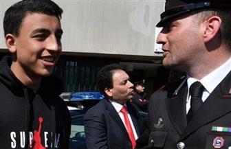 والد رامي شحاتة: وزير الداخلية الإيطالي وعد بمنح نجلي الجنسية.. وأتمنى مقابلة الرئيس  فيديو