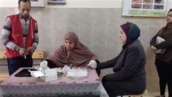 تدشين مبادرة للكشف الطبي والتحاليل بتخفيضات 50% خلال شهر رمضان لكبار السن بالإسماعيلية