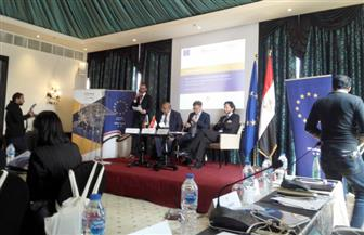 """""""الهجرة"""" تشارك بمؤتمر """"النظراء"""" لتعزيز التعاون الإقليمي حول تنقل العمالة في منطقة البحر المتوسط"""